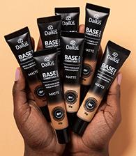 Base Ultra: Base para pele de Alta Cobertura