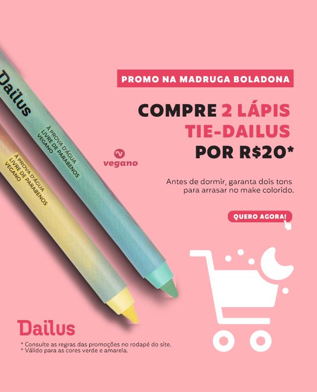 Tie-Dailus MADRUGADA SÁBADO