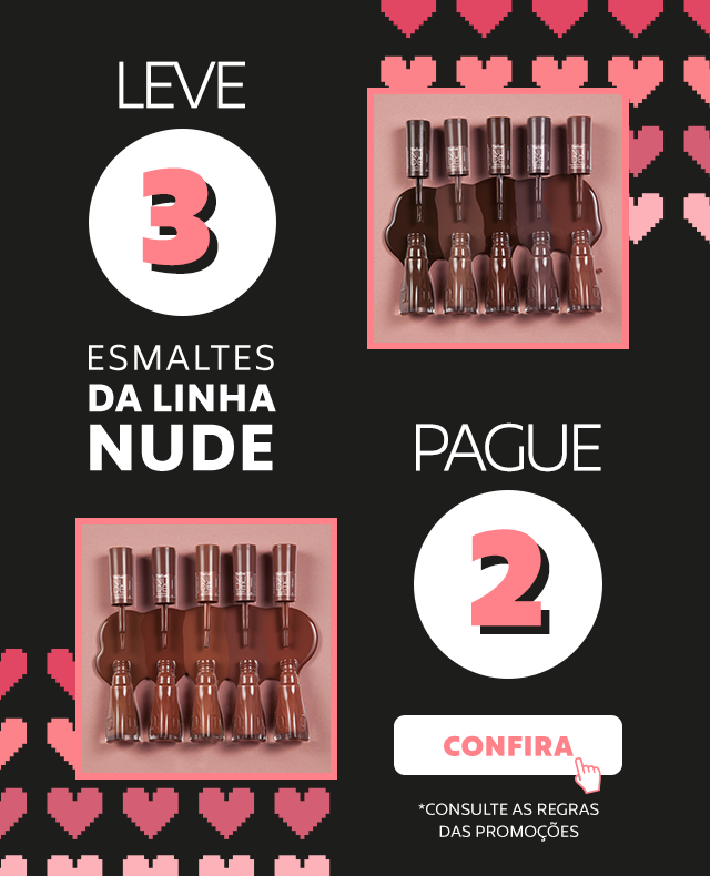 Esmalte Nude - BF - ATIVO